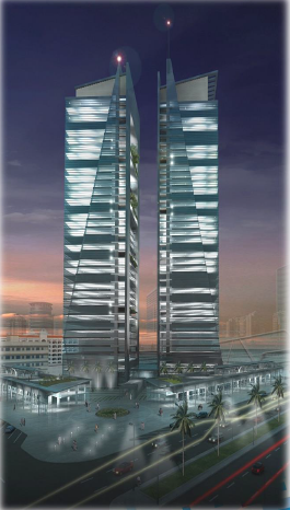 AL-Olya Towers